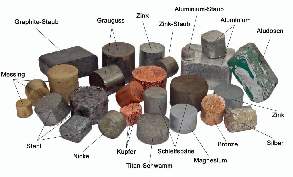 Eigenschaft Metalle